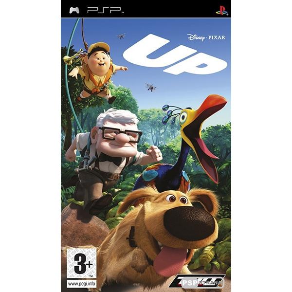 Скачать бесплатно игру вверх up the video game для psp с.
